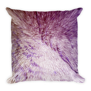 "Digital fusion 2 Square Pillow 18""x18"""