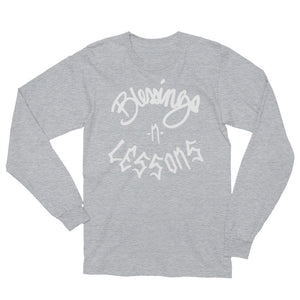 Blessings n Lessons Long Sleeve T-Shirt