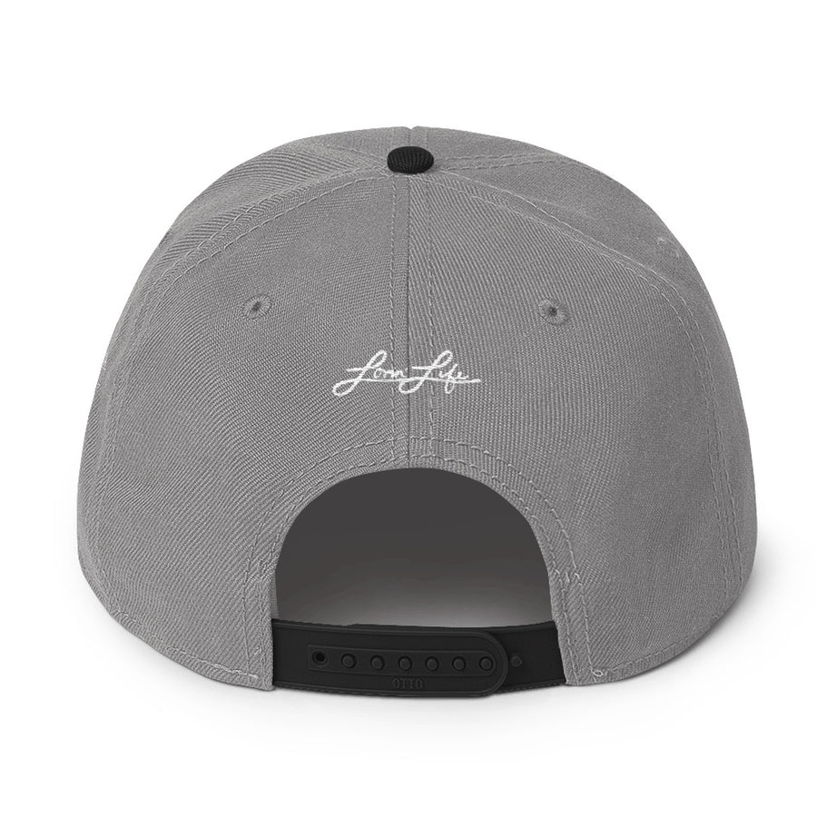 LOVIN' LIFE MEMBERS ONLY - GOLDEN HALO CLASSIC Snapback Hat