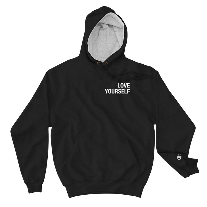 Lovin' Life x Champion - Luvself 1 - Love yourself collection - Hoodie