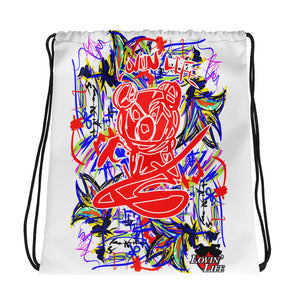 LOVIN' LIFE  BISCOTIO - Drawstring bag