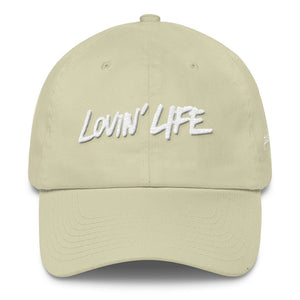 LL 3D-Puff embroidered DAD hat