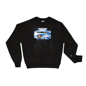 LOVIN' LIFE X CHAMPION MEMBERS ONLY - DNA SWEATSHIRT