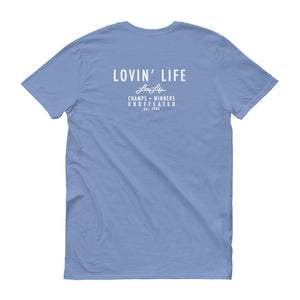 LOVIN' LIFE MEMBERS ONLY - CHAMPS RAZORS & CUBAN LINXS 01 T-Shirt