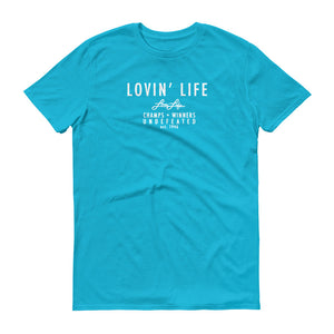 LOVIN' LIFE MEMBERS ONLY Classic T-Shirt