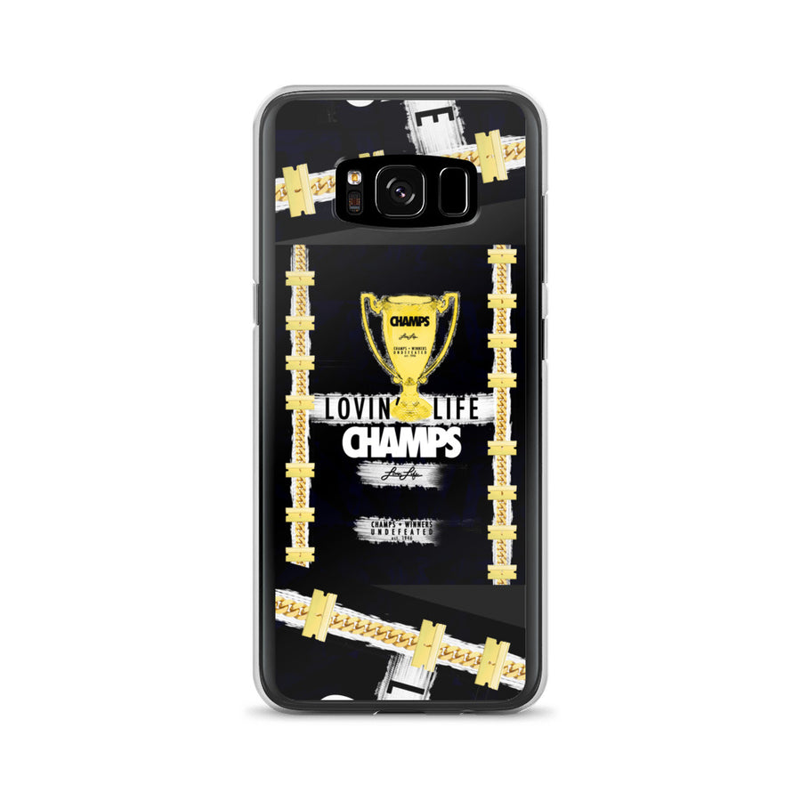 LOVIN' LIFE MEMBERS ONLY - CHAMPS RAZORS & CUBAN LINXS 00 - Samsung Case