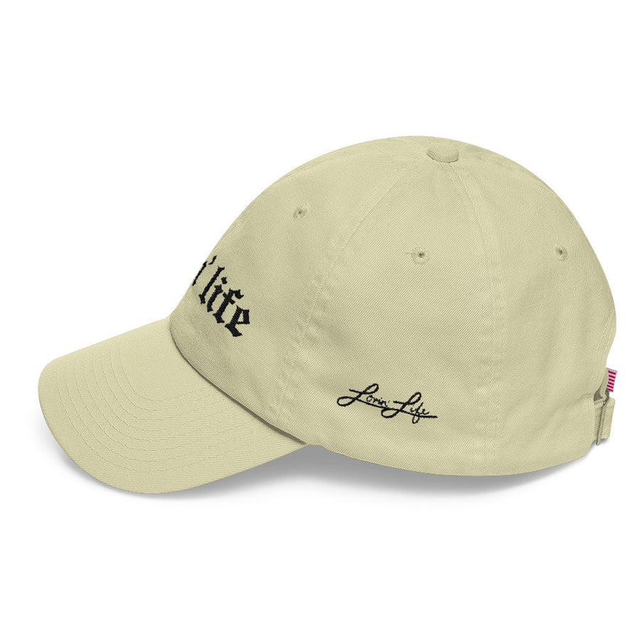 Original Lovin' Life blac DAD Hat