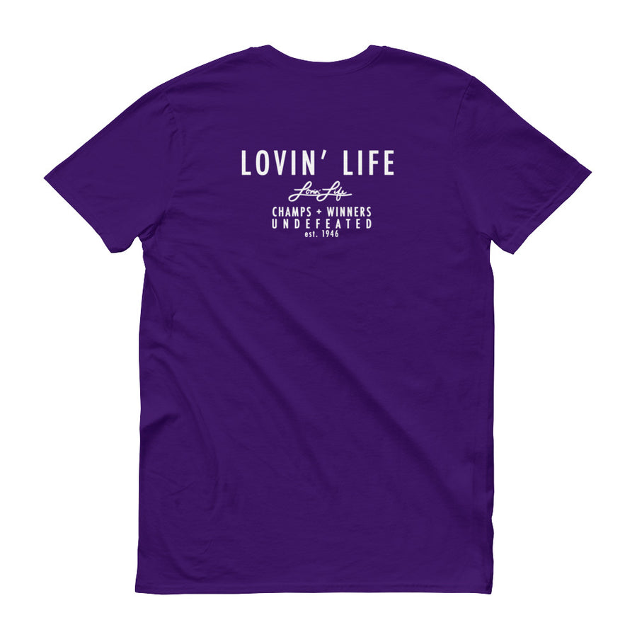 LOVIN' LIFE MEMBERS ONLY - DYNASTY T-Shirt