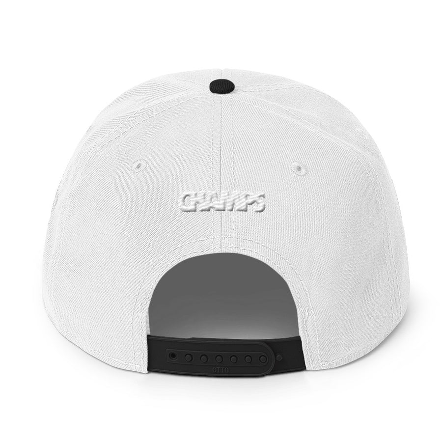 Lovin' Life Members Only - CHAMPS 3D puff Snapback Hat