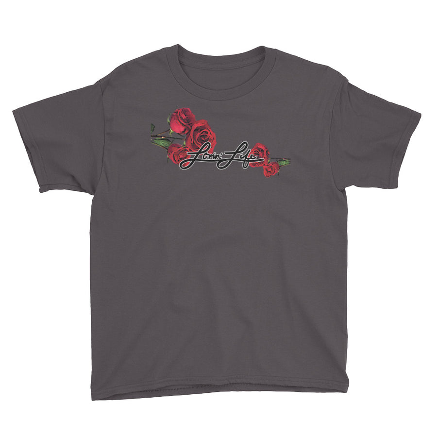 Youth Lovin' Life Rosey Red - bl t-shirt