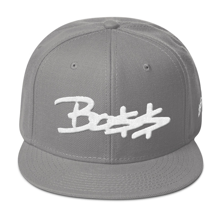 Boss 3D-Puff embroidered Snapback