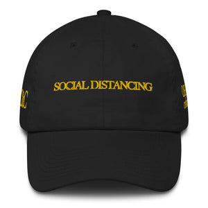 SOCIAL DISTANCING - Collection DAD hat