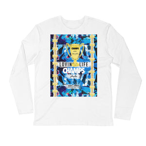 LOVIN' LIFE MEMBERS ONLY - CHAMPS RAZORS & CUBAN LINXS 00 Long Sleeve