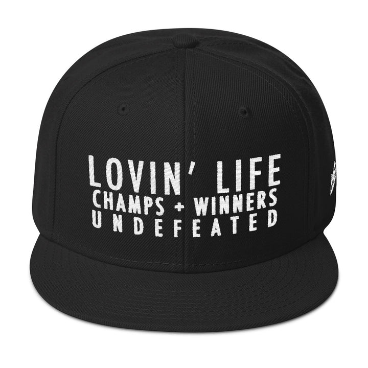 LOVIN' LIFE MEMBERS ONLY Classic Snapback