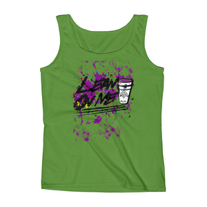 Ladies' Lean on me Tank