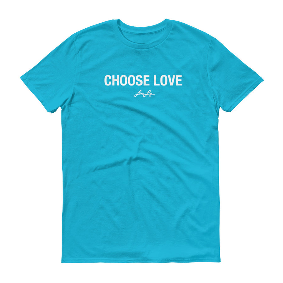 CHOOSE LOVE wht T-Shirt