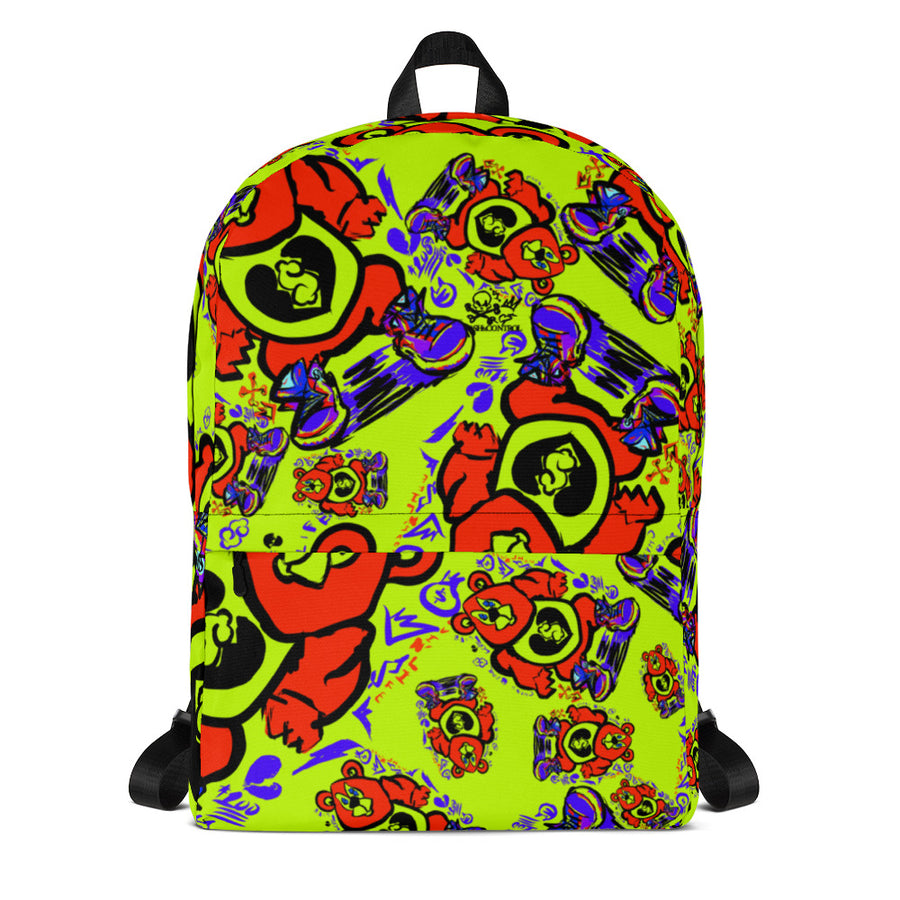 BEAR LOVE - HAVE HEART MONEY laptop/Backpack