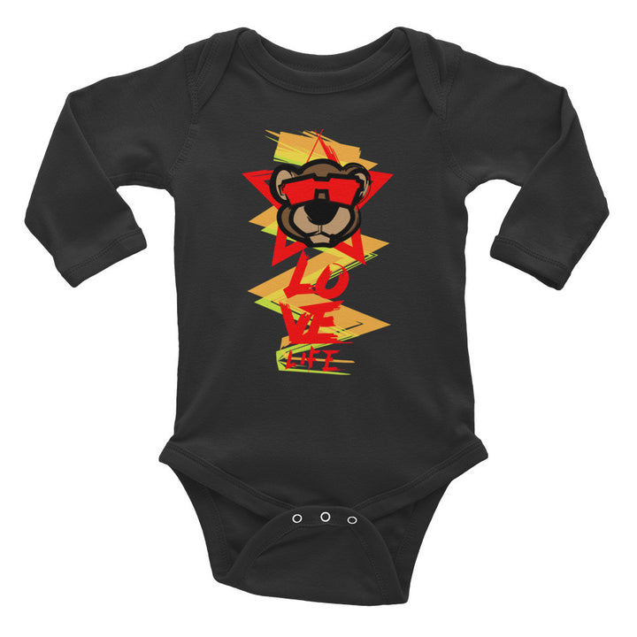 Leo Lion 2 Infant long sleeve one-piece