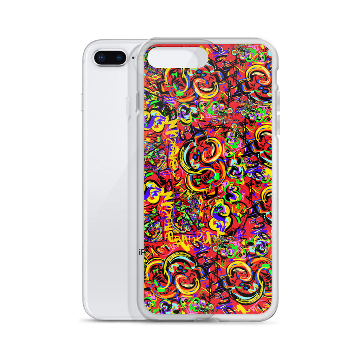 LOVIN' LIFE - BAG RUN 2 - SPACE COLLECTION - iPhone Case