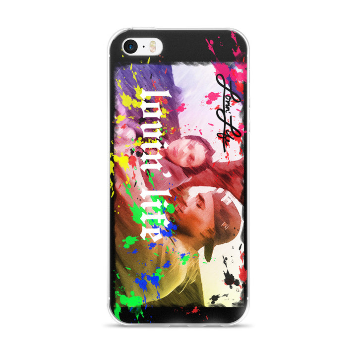 Lovin' Life Poetic iPhone 5/5s/Se, 6/6s, 6/6s Plus Case