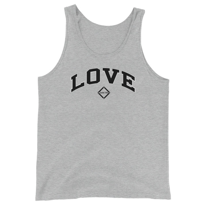 LOVE blac Tank Top