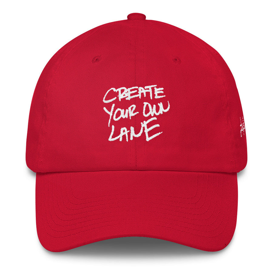 Create Your Own Lane hat