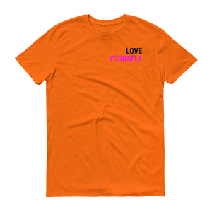 Lovin' Life - Luvself - Love yourself collection - T-Shirt