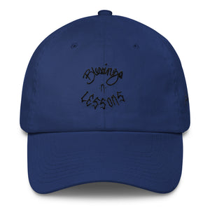 Blessings n Lessons blac DAD hat
