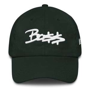 Boss 3D-Puff embroidered DAD hat