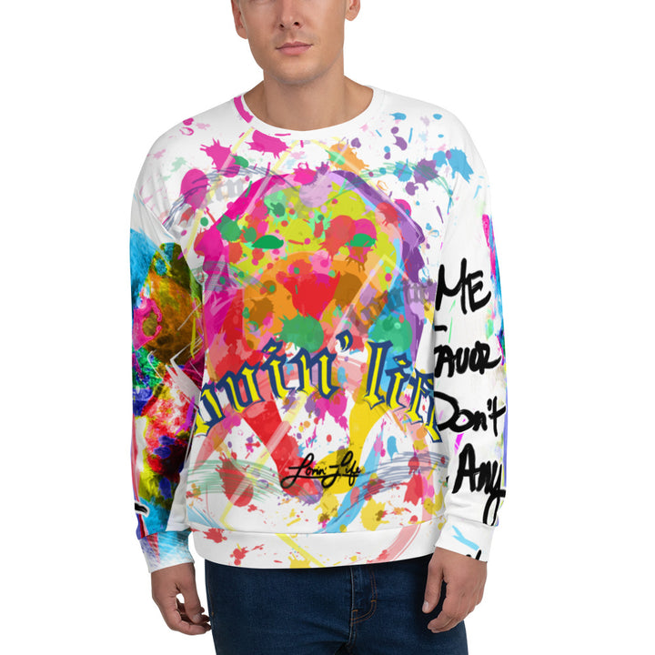 Basquiat Long-Sleeve