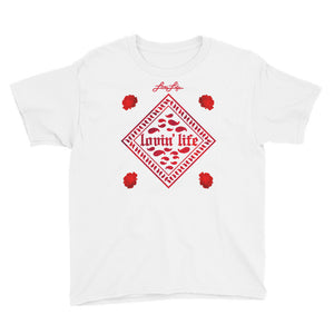 Youth Rosey Red T-Shirt