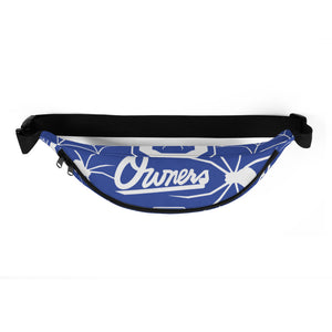 OWNERS X LOVIN' LIFE - FULL PRESS COLLECTION - Fanny Pack - blu
