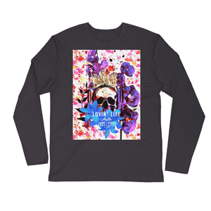 LOVIN' LIFE MEMBERS ONLY - DIVINITY CRES Long Sleeve