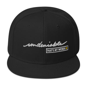 Owners - Undeniable - Snapback Hat