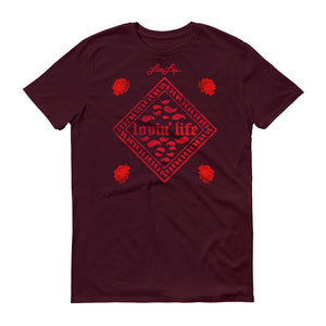 Rosey Red t-shirt
