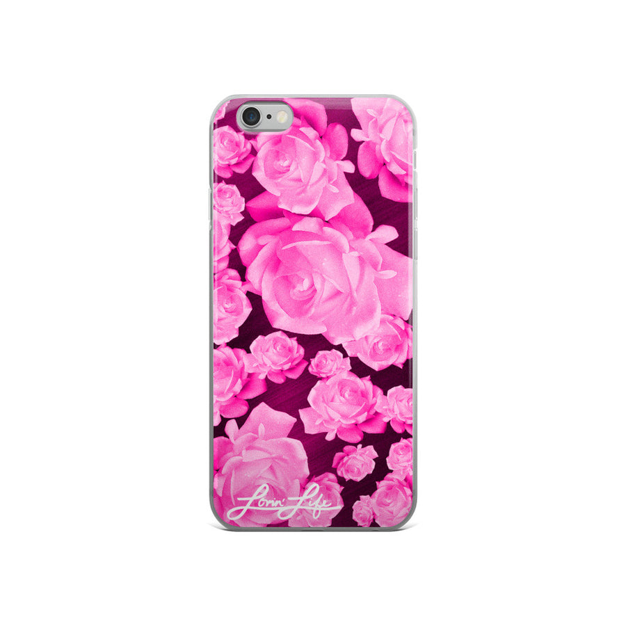 Rosey Pink iPhone 5/5s/Se, 6/6s, 6/6s Plus Case