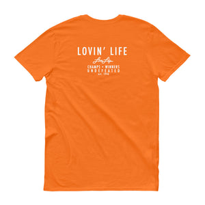 LOVIN' LIFE MEMBERS ONLY - CHAMPS RAZORS & CUBAN LINXS 00 T-Shirt