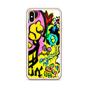 LOVIN' LIFE - $$$ - HAVE HEART MONEY COLLECTION - iPhone Case