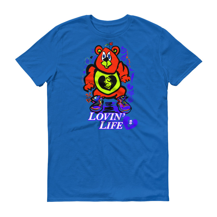 LOVIN' LIFE - BEAR LOVE - HAVE HEART MONEY COLLECTION T-Shirt