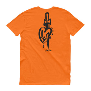Lovin' Life - money heart - Shirt