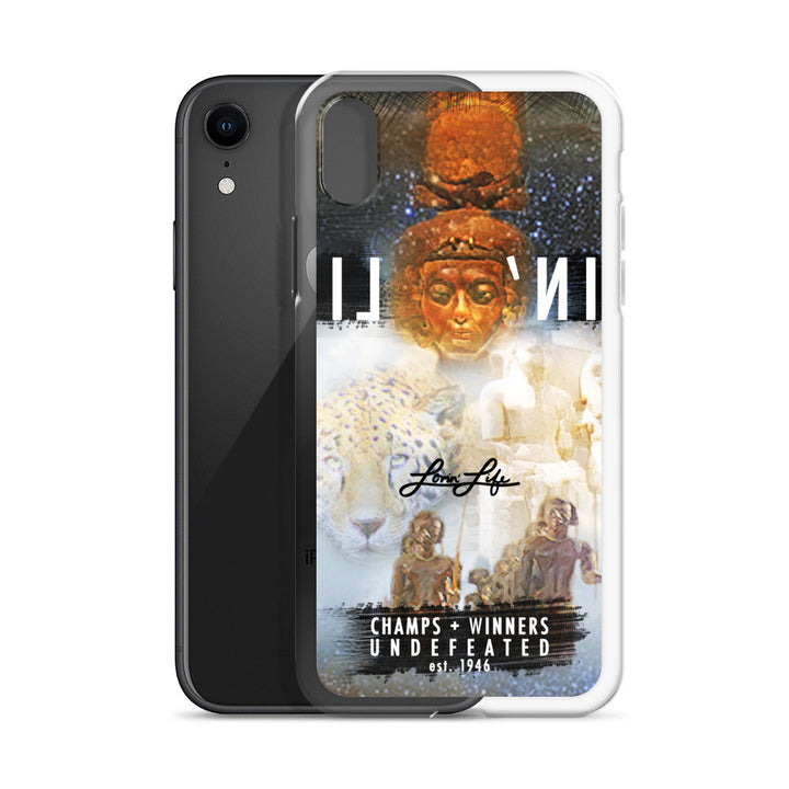 LOVIN' LIFE X CHAMPION MEMBERS ONLY - ROYALTY - iPhone Case