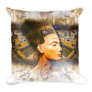 Light of Egypt Square Pillow 18x18