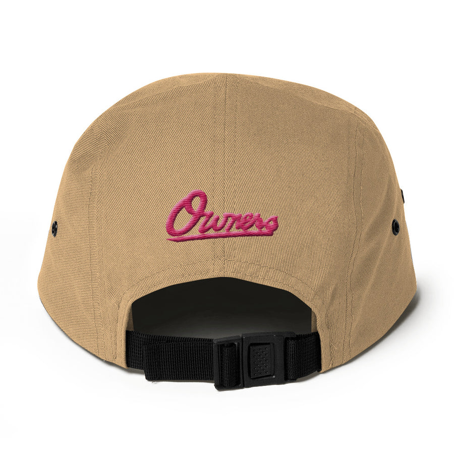 LOVIN' LIFE X OWNERS - Construct Your Fututre - OWNERSHIP IS POWER COLLECTION - Five Panel Cap