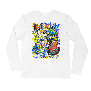 LOVIN' LIFE  - SPAGE AGE COLLECTION Long Sleeve