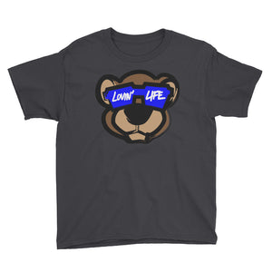 Youth Leo Lion cub Sleeve T-Shirt