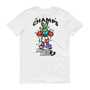 LOVIN' LIFE - punch out - HAVE HEART MONEY COLLECTION - T-Shirt