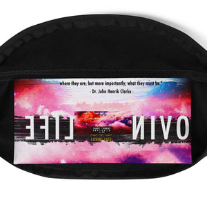 LOVIN' LIFE MEMBERS ONLY - DNA001 - Fanny Pack