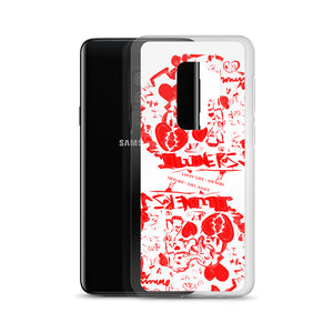 LOVIN' LIFE X OWNERS - ELEPHANT HEART - OWNERSHIP IS POWER COLLECTION - Samsung Case