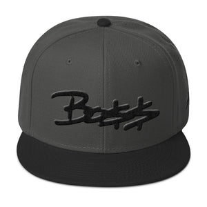 Boss blac 3D-Puff embroidered Snapback