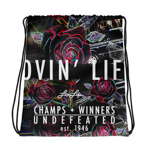 LOVIN' LIFE MEMBERS ONLY - Drawstring bag